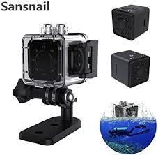 Mini Camera WiFi Sansnail SQ13 Mini cam 1080P HD ... - Amazon.com