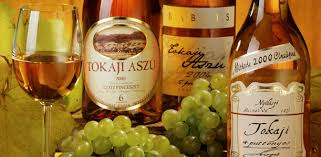 Tokajer Wein