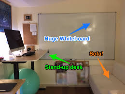 design my home office. office at home michael sliwinski passionate productivity gtd remote work design my