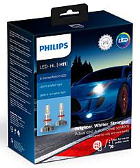<b>Philips X</b>-<b>tremeUltinon</b> LED H11 (+200%) 5800K (2 шт.) 11362XUX2
