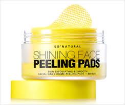 SONATURAL Очищающие пэды для лица ... - Cosmeticspace