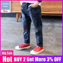 High Quality <b>2019 Autumn</b> Spring <b>Baby</b> Ripped Jeans For <b>Kids</b> Boys ...