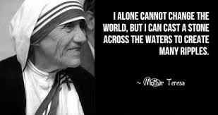 Humanity Quotes By Mother Teresa. QuotesGram via Relatably.com