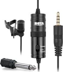 Всенаправленный петличный микрофон <b>BOYA</b> BY-<b>M1</b> для ...