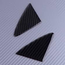 DWCX углеродное волокно черный автомобиль Передняя ...