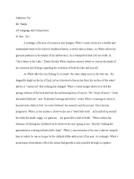 once more to the lake by eb white essay dgereport web fc com once more to the lake by eb white essay