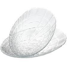 <b>Тарелка десертная</b> стеклянная, 2 шт, 147х240 мм, Atlantis ...