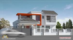 Modern houses  Chennai and Modern house design on Pinterest