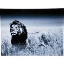 <b>Картина Lion King</b> Standing 70х90см. 37784 в Киеве купить kare ...