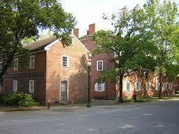 New Harmony Historic District