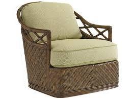 Tommy Bahama Home <b>Living Room Diamond</b> Cove Swivel <b>Chair</b>