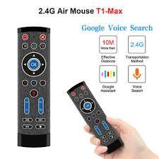 <b>Q6</b> PRO VOICE Remote Control <b>2.4G Wireless</b> Air Mouse ...