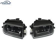 1 pair car fog lights driving spot lamps black housing for bmw e39 5 series z3 black bmw z3 1997