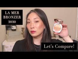 <b>LA MER</b> - The Bronzing Powder 2020 with Comparison Swatches ...