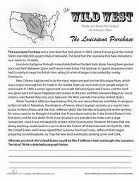 ideas about Louisiana Purchase on Pinterest   Westward     Pinterest  th Grade Social Studies Worksheets   history louisiana purchase fifth grade