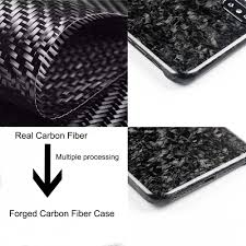 New Forged Composite <b>Real Carbon Fiber</b> Mobile Phone <b>Case</b> For ...