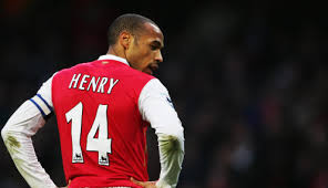 Thierry Henry- Arsenal legend