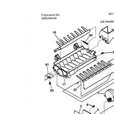 im115 ice maker wiring diagram wiring diagram blog im115 ice maker wiring diagram parts for frigidaire im115 ice maker parts appliancepartspros com
