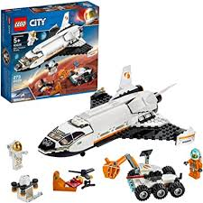 LEGO City Space Mars Research Shuttle 60226 ... - Amazon.com