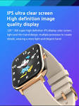 <b>RUNFENGTE Smart Watch</b> Wristband Bluetooth Call Men Women ...