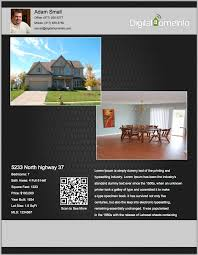 my listing flyers real estate listing flyers two photo listing flyer