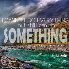 Helen Keller Quote Images | via Relatably.com