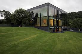 Building a Glass House Glass House Builders  modern glass house    Building a Glass House Glass House Builders