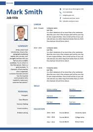 able cv template examples career advice how to modern resume template 2