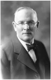 George Thomas President, 1921-1941 - george_thomas