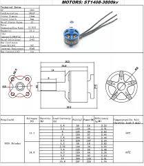 New Product SKYSTARS <b>ST1408</b> 2400KV 3-6S 3800KV <b>2</b>-4S ...
