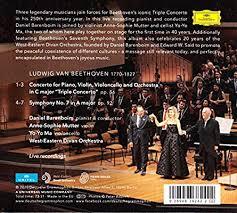 <b>Beethoven</b>: <b>Triple Concerto</b> & Symphony No. 7: Amazon.co.uk: Music