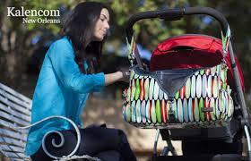 Kalencom. Стильные американские сумки для мам - Чики Рики