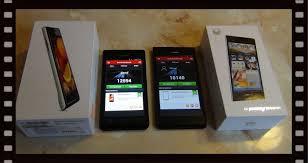 Обзор двух смартфонов - Huawei Ascend P1 и P2 / Арстайл ...