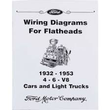 ford ford wiring diagrams for flatheads 1932 53 4 6 v8 ford wiring diagrams for flatheads 1932 53 4 6 v8 ford cars light trucks 10 pages