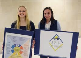 two students create job shadowing opportunities for their elizabeth mccormick right and megan osterhaus left have created a job shadowing program at burnsville high school based on the four career fields