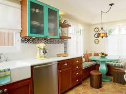 Two Tone Painting Painting A Two Tone Kitchen Pictures Ideas From Hgtv Hgtv
