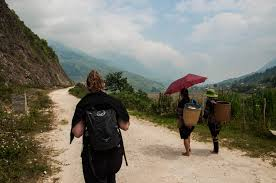 how not to trek in sapa our two day trekking nightmare the never ending road