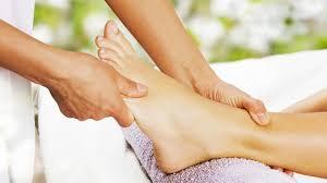 Bildergebnis für Fußreflexzonenmassage
