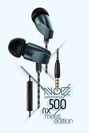 <b>Гарнитура NOIZ</b> Performance <b>NX-500 Gunmetal</b> Grey - купить по ...