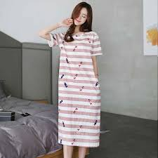 Women sleepwear <b>2019 Summer</b> New Plus size female Sexy ...
