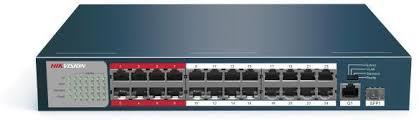 Купить <b>Коммутатор Hikvision DS</b>-<b>3E0326P</b>-<b>E</b>/M(<b>B</b>) 25x100Mb ...