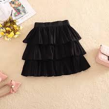 <b>NiceMix 2019</b> spring <b>autumn</b> skirts <b>new</b> sweet fresh solid color ...