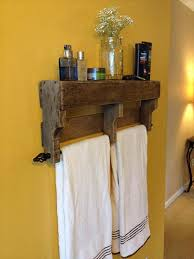 24 beautiful diy bathroom pallet projects for a rustic feel 17 bathroom furniture pallets