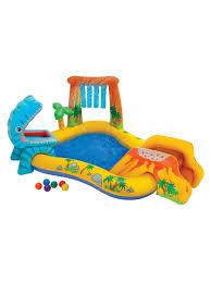 Надувной детский <b>игровой центр</b> 249x191x109 см, 272 л, <b>Intex</b> ...