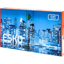 <b>Смеситель для кухни Esko</b> Polar PLN519, цвет сатин в ...
