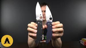 <b>Нож складной Spyderco</b> Manix 2 - YouTube