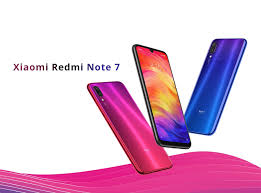 Buy the Red, Black, and <b>Blue</b> Color Versions of the Redmi Note 7