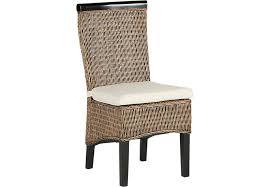 abaco rattan side chair from furniture cherner side chair csc05