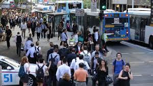 """""""悉尼人上班路上 图""""的图片搜索结果"""