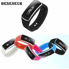 Beseneur <b>V5S Smart</b> Band Bluetooth 4.0 Fitness Bracelet Sleep ...